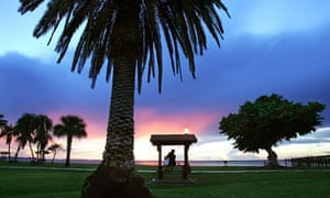 Gilchrist park in Punta Gorda, Florida