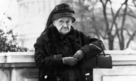 Rebecca Latimer Felton - America's first female senator | From the ...