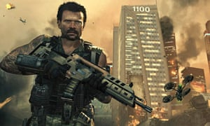 Call of Duty: Black Ops II – preview | Games | The Guardian