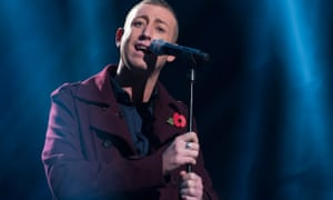 Chris Maloney on last week' s X Factor live show