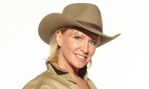 Nadine Dorries in I'm a Celebrity … Get Me Out of Here