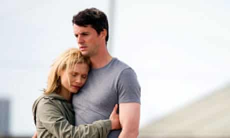 Karen Clarke as MyAnna and Matthew Goode as Rex in The Poison Tree.