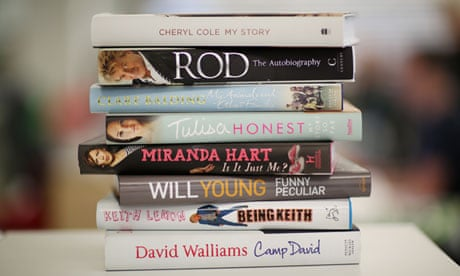 The battle of the celebrity memoirs | Books | The Guardian