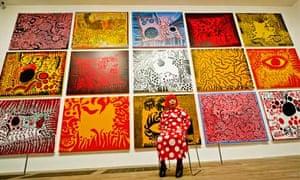 Yayoi Kusama at Tate Modern, 2012