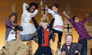 M&S Christmas TV ad campaign