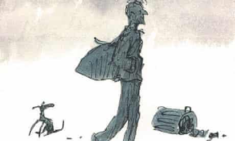 Sad Book by Michael Rosen: darkness in literature
