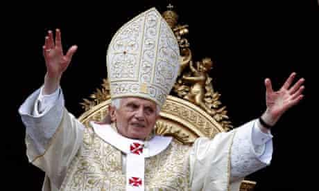 Pope Benedict XVI. 2012