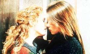 Brookside lesbian kiss