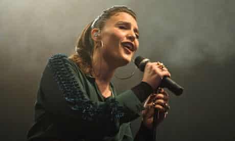 Jessie Ware at the Electric Ballroom, Brixton