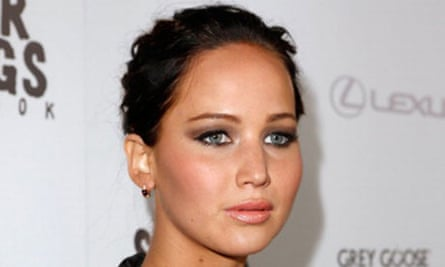 Jennifer Lawrence: 'Doughnuts are a perk of the job'