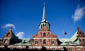 General Images on Denmark's Economy