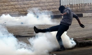 Clashes in Hebron
