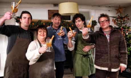 River Cottage: Three Go Mad at christmas