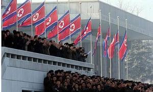 anniversary of Kim Jong Il's death