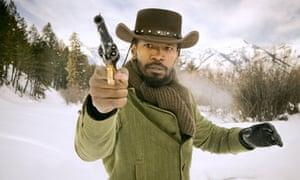 Jamie Fox in Django Unchained