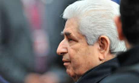 Cypriot President  Demetris Christofias