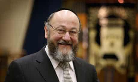 Rabbi Ephraim Mirvis Is Announced As New Chief Rabbi