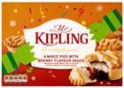 Mr Kipling mince pies