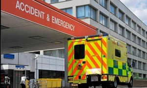 St Thomas hospital accident and emergency