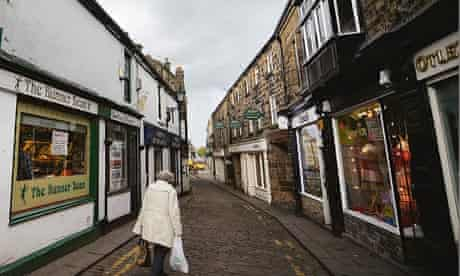 Let's move to Otley, west Yorkshire