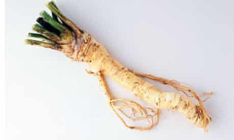 Alys Fowler: horseradish