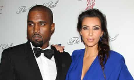 Kim and Kanye, or Kimye … as you already knew.