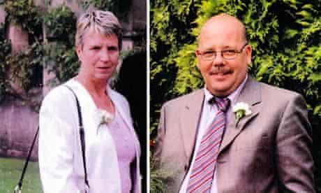 John and Joan Stirland