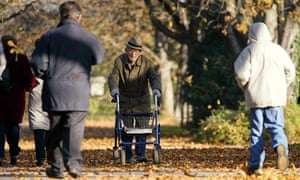 Germany pensioners elderly