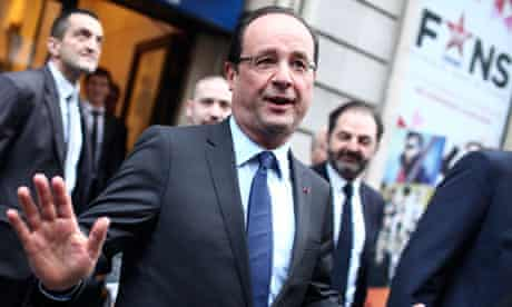 French president Francois Hollande has called on the country's wealthy to show 'economic patriotism'