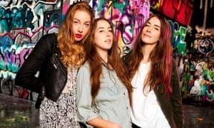 LA band Haim