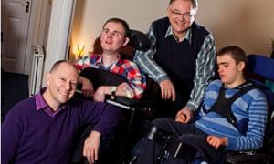 Andrew Daniels David Upjohn gay foster carers