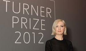 Elizabeth Price, winner of the 2012 Turner prize