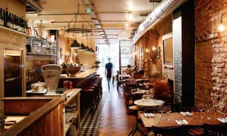 Restaurant: Green Man & French Horn