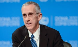 US special envoy on climate change Todd Stern