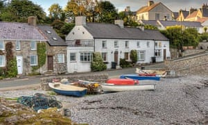 Let's move to Holy Island, Anglesey, north Wales