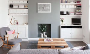 Homes: four shades of grey