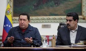 Hugo Chávez announces cancer has returned