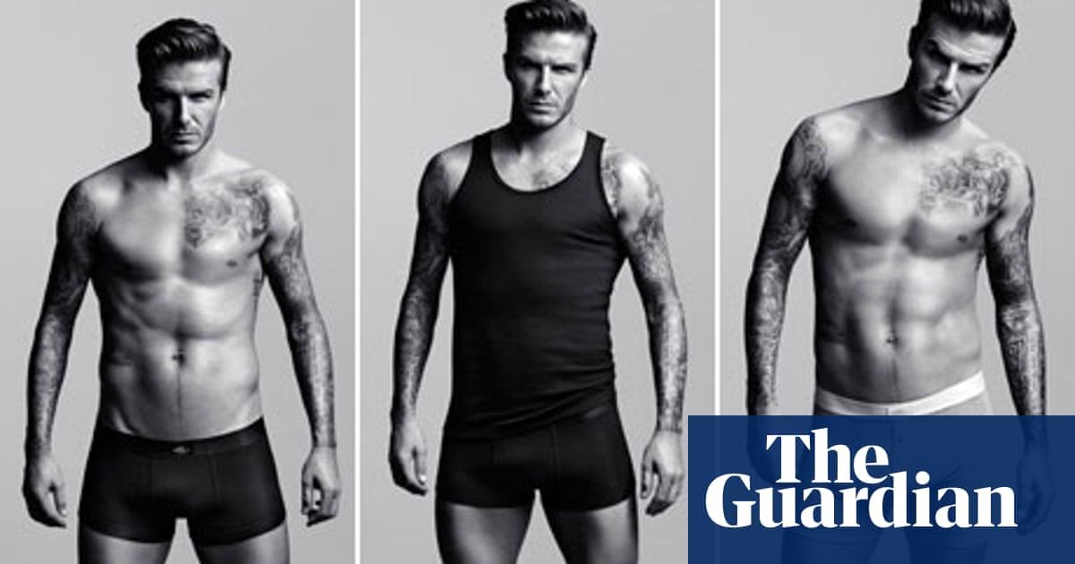 e2f00b1c6 The fashion evolution of David Beckham | Fashion | The Guardian