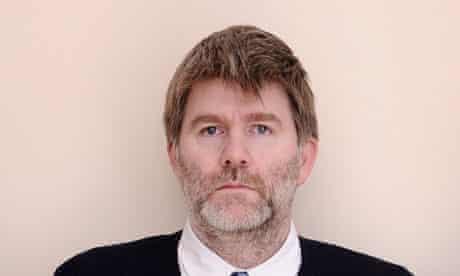 James Murphy of LCD Soundsystem, January 2012