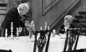 Freddie Frinton and May Warden in Dinner for One