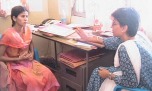India - for Rosalind Miller's mental health piece
