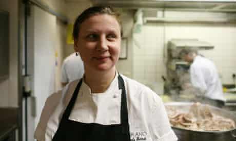 Angela Hartnett Chef Angela Harnett