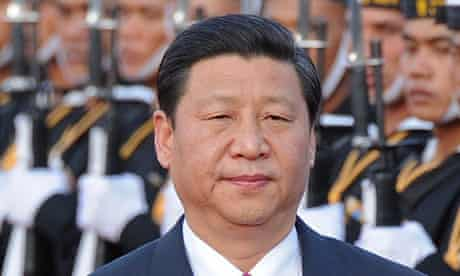 Xi Jinping: future world leader?
