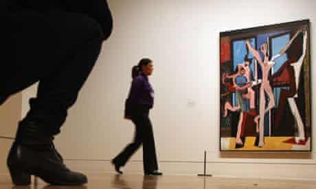 Tate Britain Exhibition Picasso And Modern British Art
