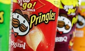 Pringles tubes