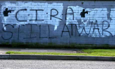 Police officer shot in Northern Ireland