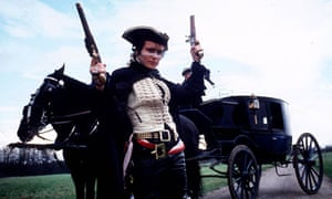 Adam Ant in a publicity shot for Stand and Deliver, 1981