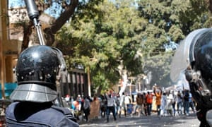Senegale protests