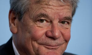 Joachim Gauck, Germany, presidential candidate
