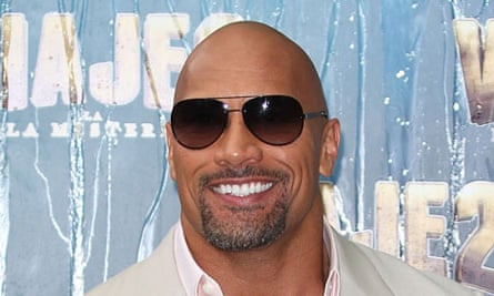 The Rock: what was he cooking?